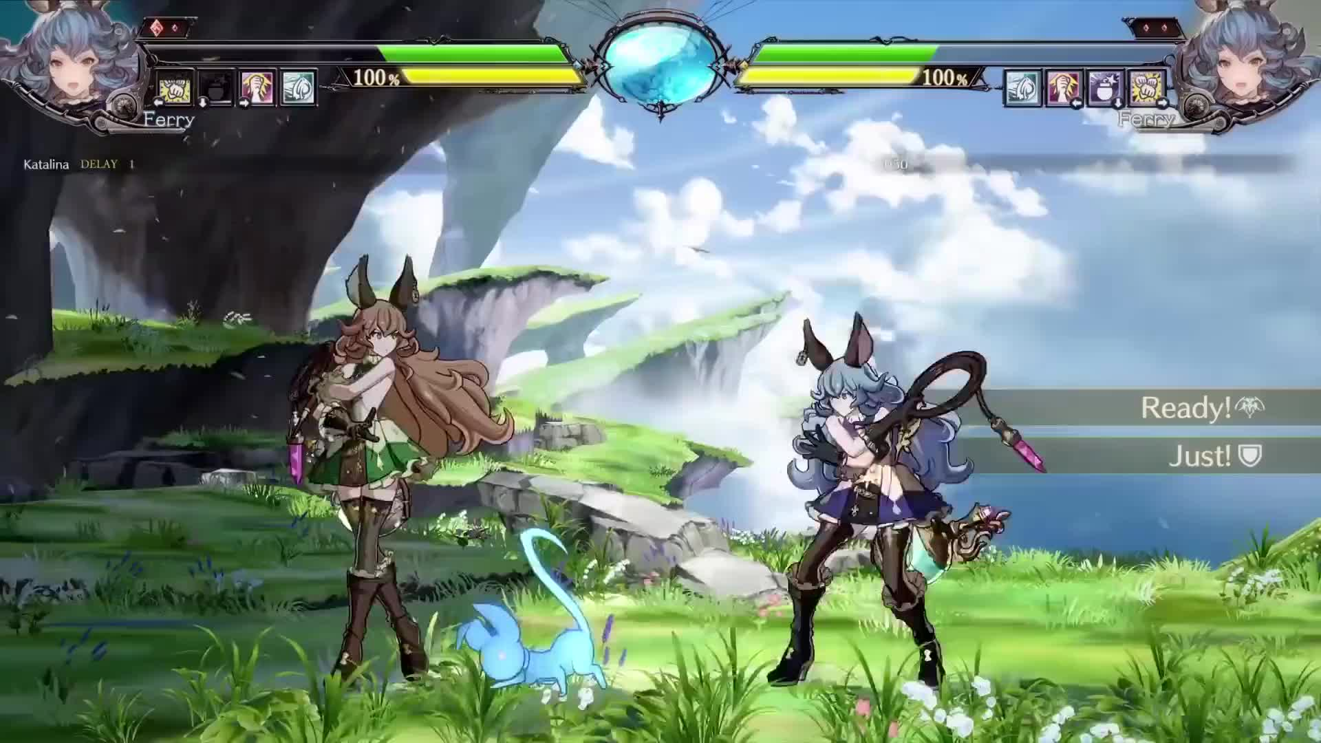 Granblue Fantasy Versus for MacBook