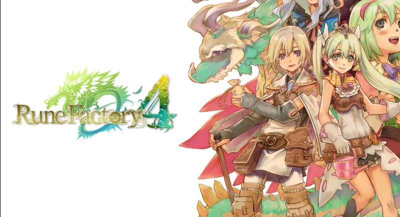 Rune Factory 4 for MacBook