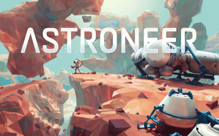 Astroneer MacBook OS X Version