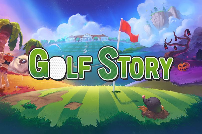 Golf Story MacBook OS X Version