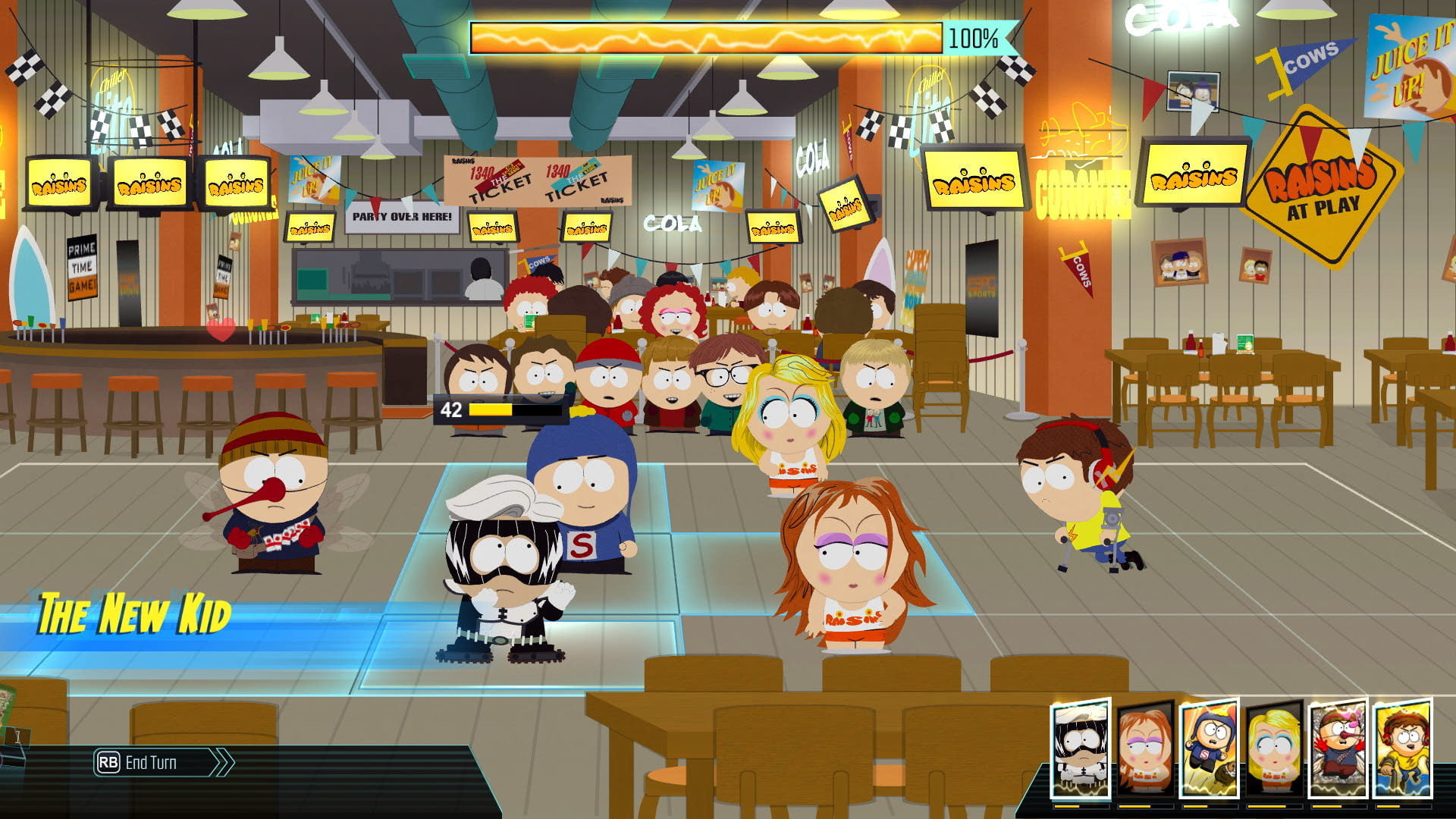 South Park: The Fractured but Whole for MacBook gameplay