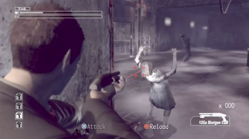 Deadly Premonition for macOS gameplay