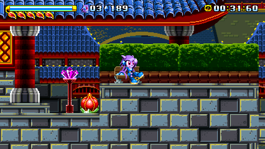 Freedom Planet for macOS gameplay