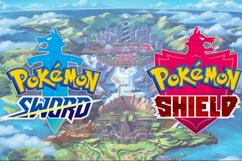 Pokémon Sword and Shield for MacBook