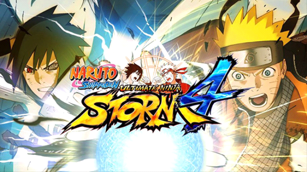 Naruto Shippuden: Ultimate Ninja Storm 4 for MacBook