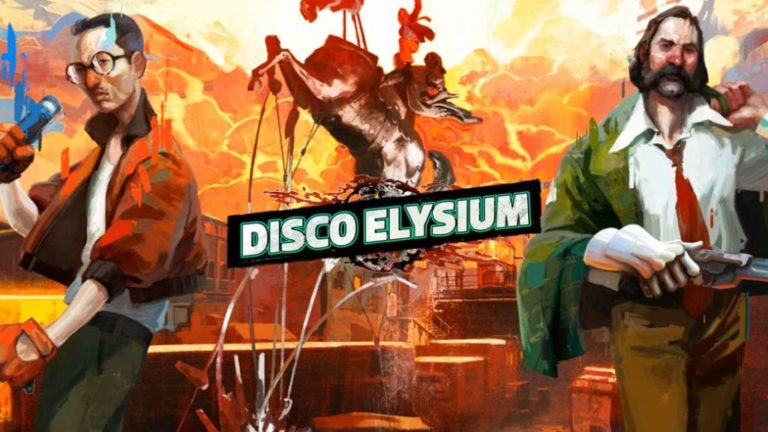 Disco Elysium for macOS