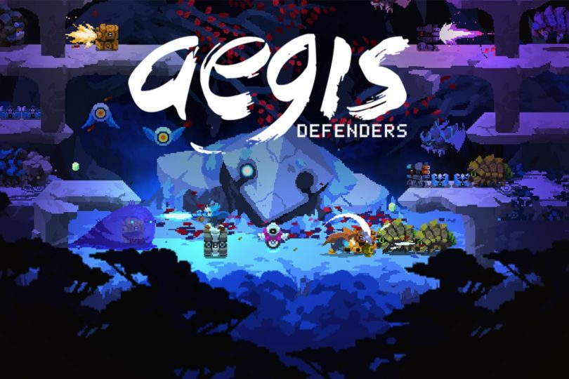 Aegis Defenders for MacBook