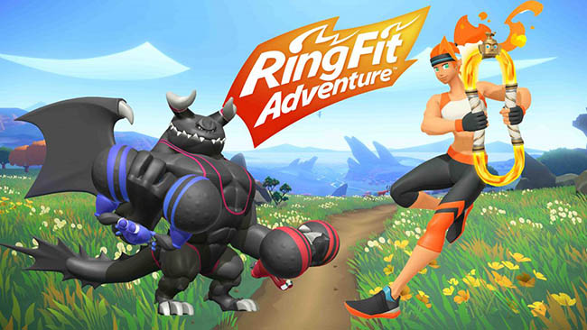Ring Fit Adventure MacBook OS X Version