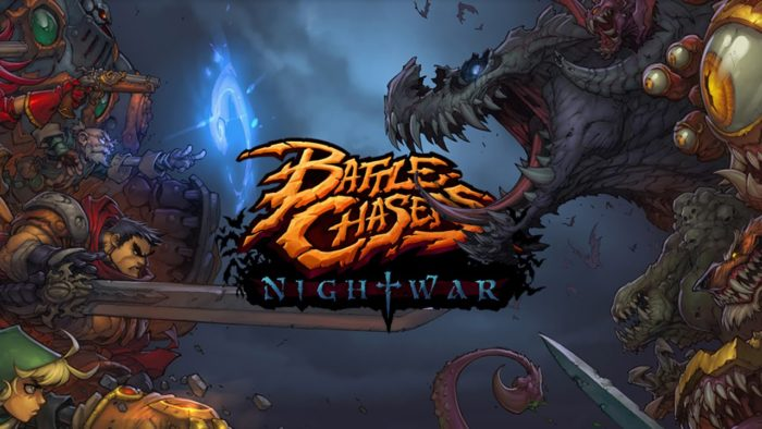Battle Chasers: Nightwar for MacBook