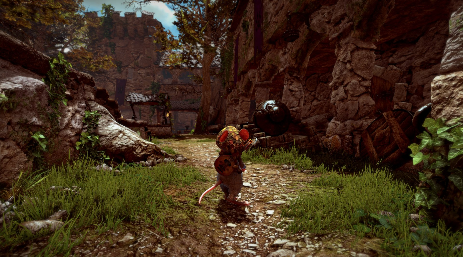 Ghost of a Tale for MacBook