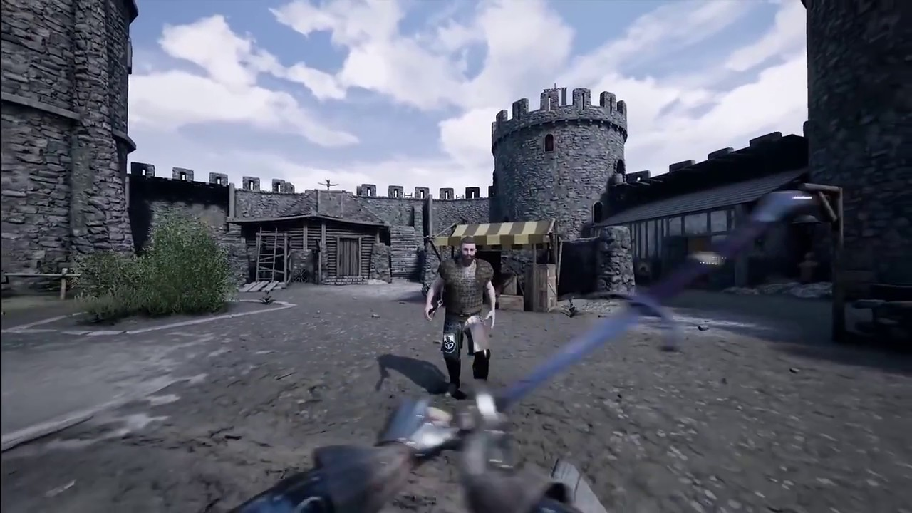 Mordhau MacBook Version gameplay
