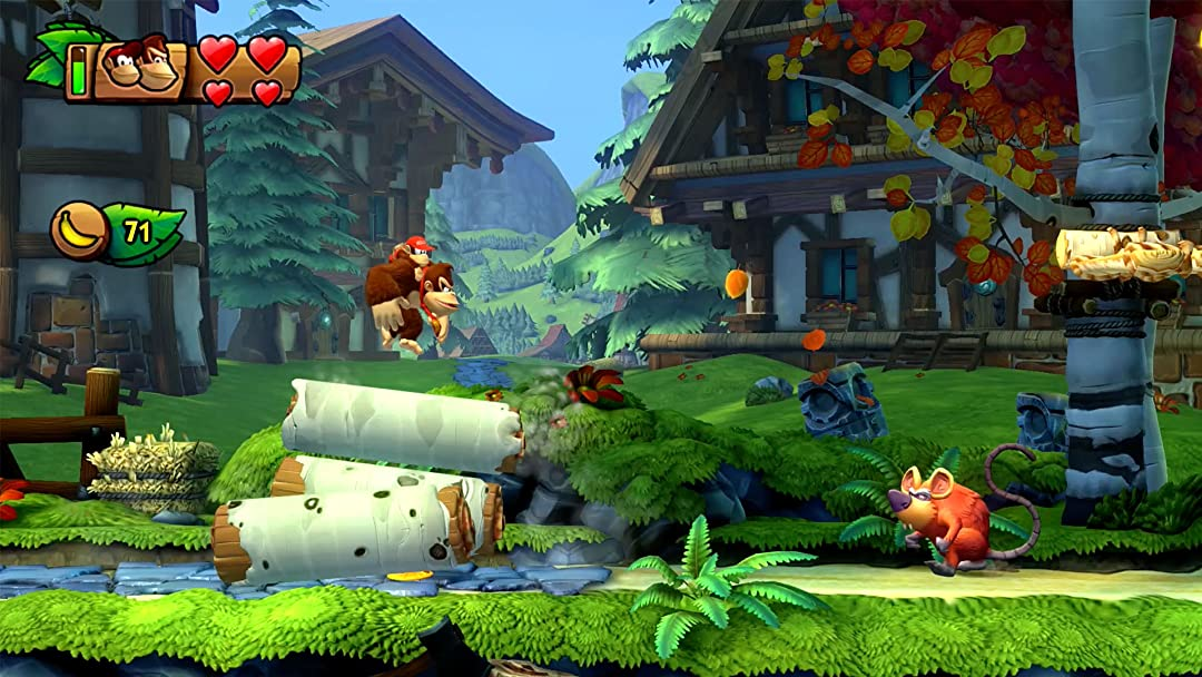 Donkey Kong Country: Tropical Freeze for macOS gameplay