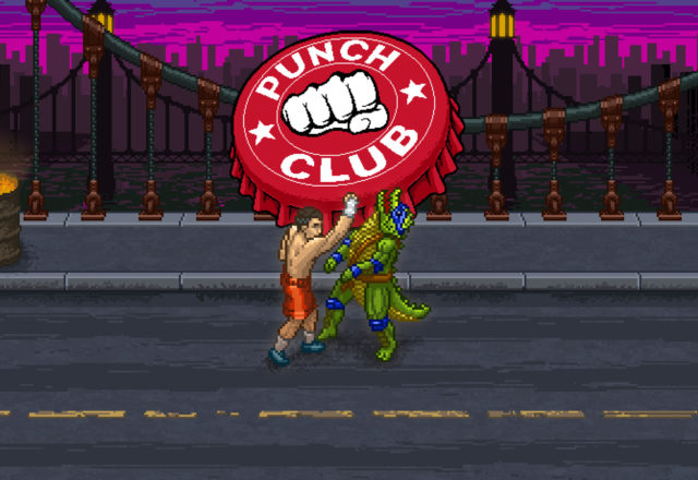 Punch Club MacBook Version
