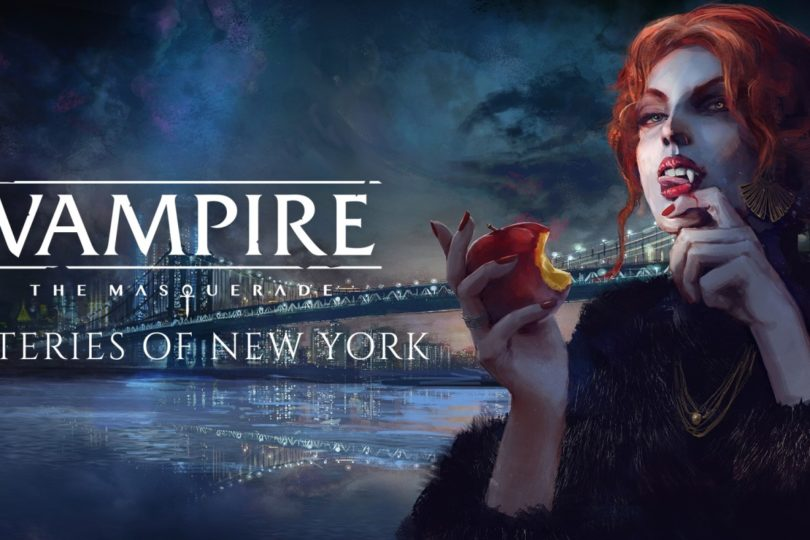 Vampire: The Masquerade – Coteries of New York for MacBook