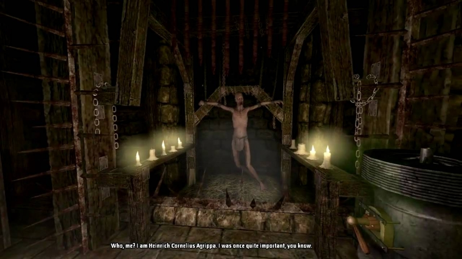Amnesia: The Dark Descent for MacBook gameplay
