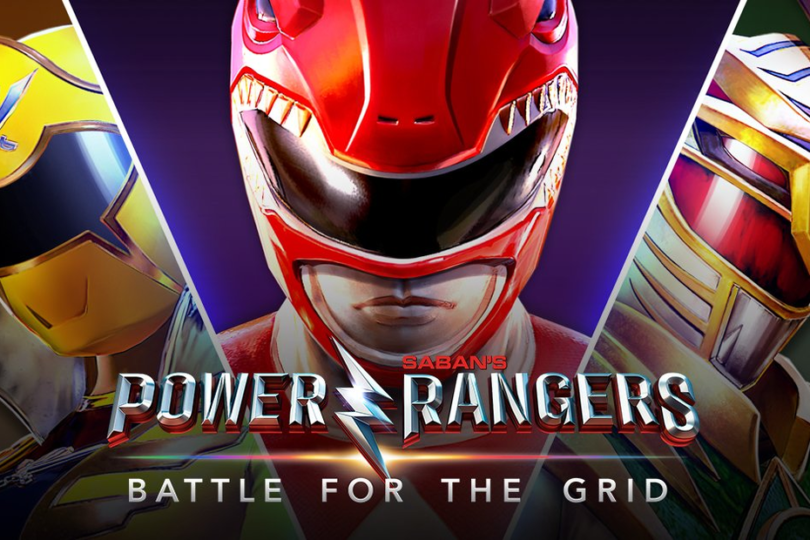 Power Rangers: Battle for the Grid for MacBook