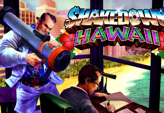 Shakedown: Hawaii MacBook Version