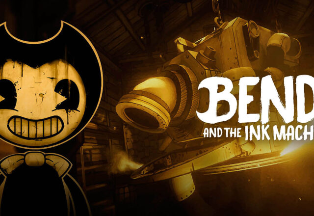 Bendy and the Ink Machine for MacBook