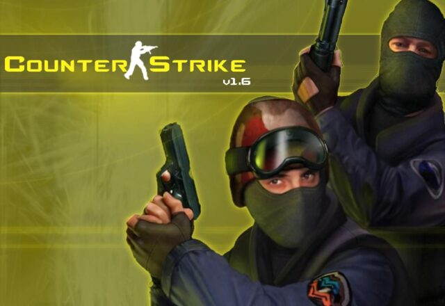 Counter-Strike 1.6 for MacBook
