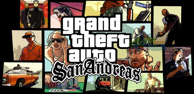Grand Theft Auto: San Andreas for MacBook