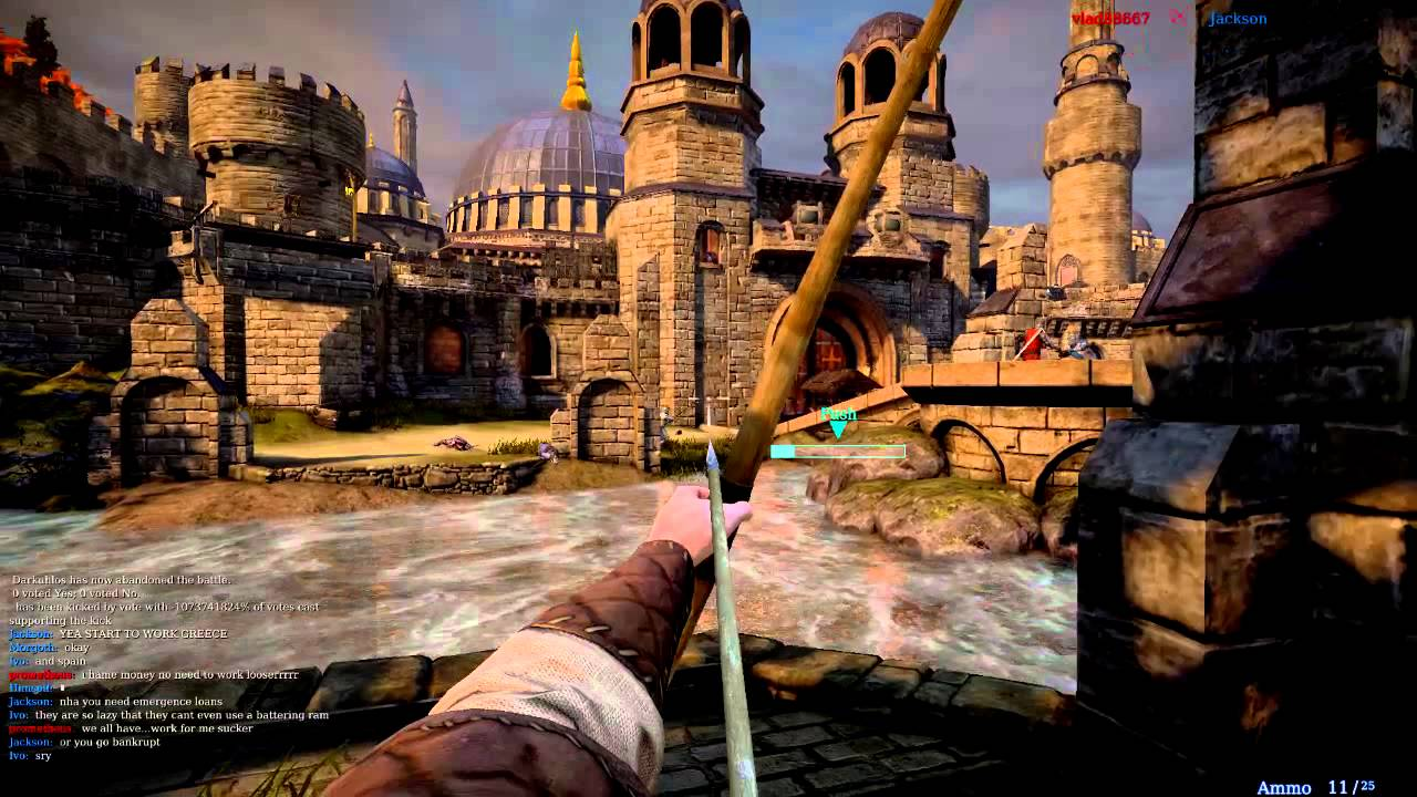 Chivalry: Medieval Warfare for MacBook gameplay