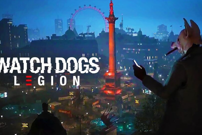 Watch Dogs: Legion for macOS