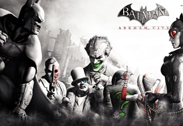 Batman: Arkham City for MacBook
