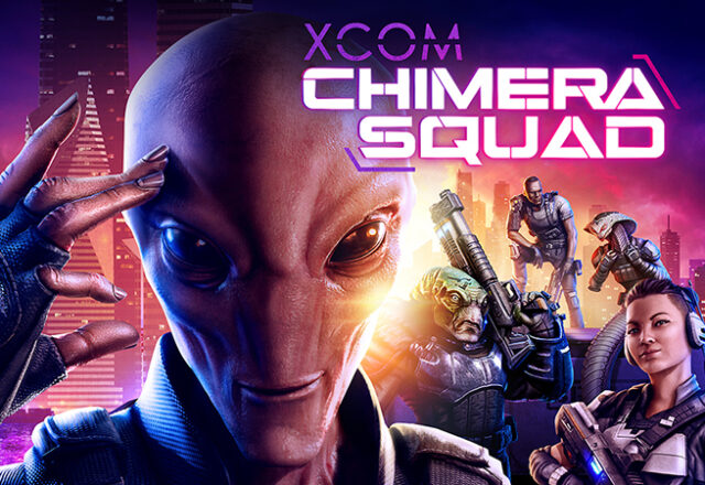 XCOM: Chimera Squad for MacBook