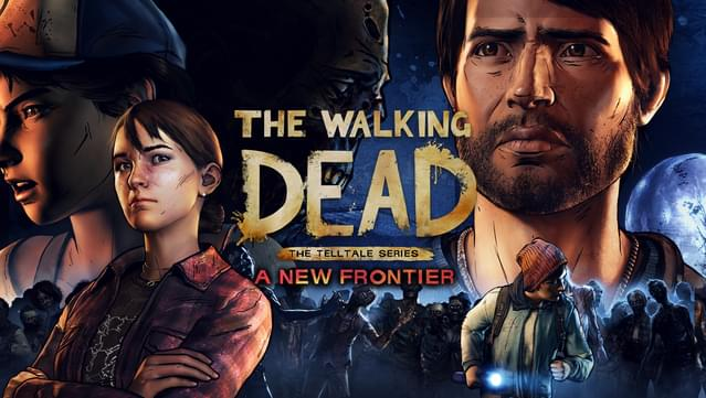 The Walking Dead: A New Frontier for MacBook