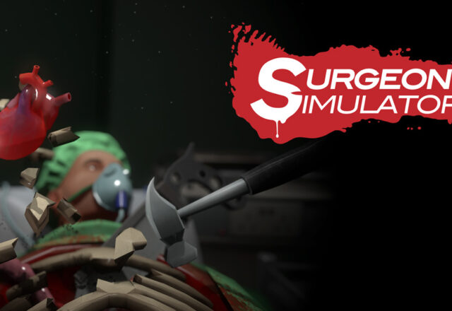 Surgeon Simulator MacBook Version