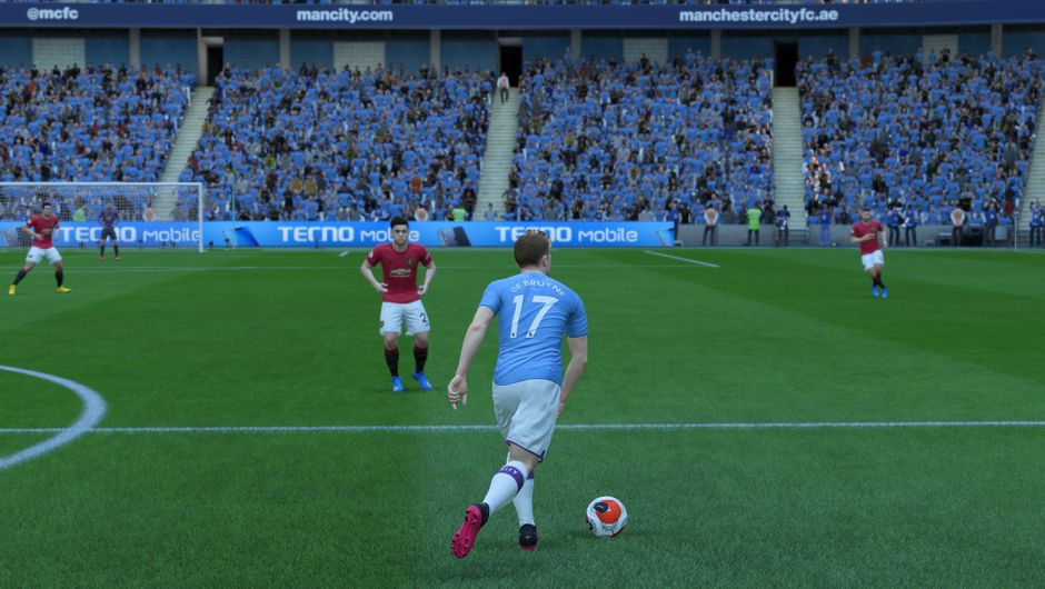 FIFA 21 for MacBook gameplay
