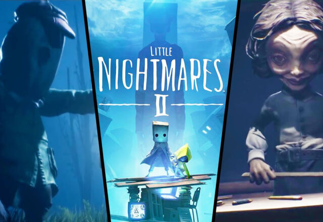 Little Nightmares 2 MacBook Version
