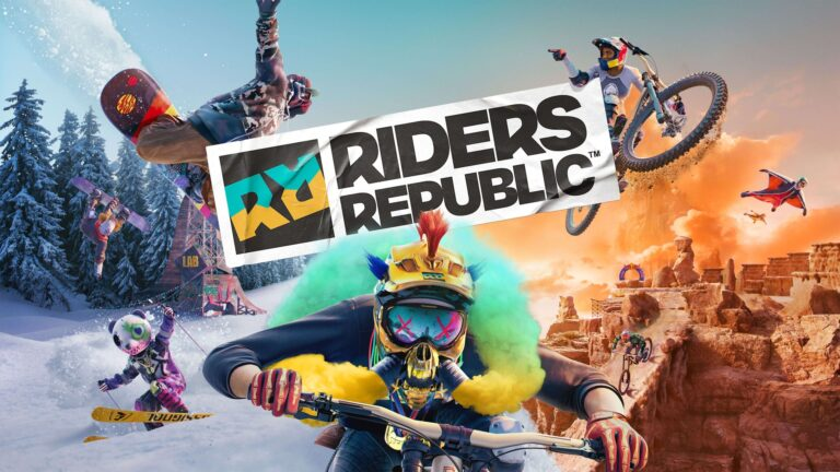Riders Republic MacBook OS X Version