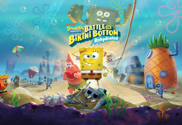 SpongeBob SquarePants: Battle for Bikini Bottom for MacBook